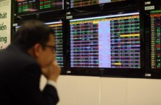 VN-Index rises but investors worry