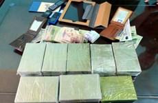 Two drug traffickers, 30 bricks of heroin seized in Son La