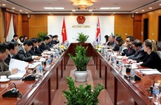 UK sees Vietnam as important trade partner