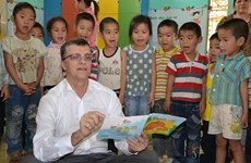 Australian aid supports 11 projects in Vietnam