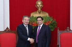 Japan, Vietnam communist parties strengthen relations