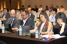 APEC SOM1, related meetings busiest on sixth day