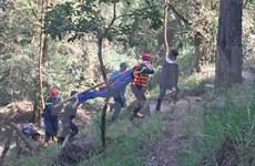 Two die in Da Lat waterfall ziplining adventure