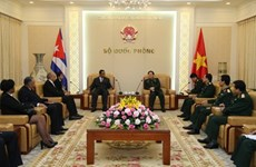 Vietnam, Cuba boost cipher cooperation