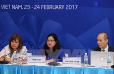 APEC Health Working Group convenes meeting