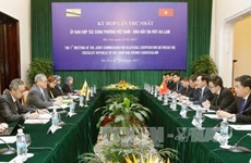 Vietnam-Brunei joint commission's meeting hailed