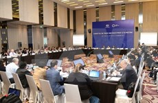 APEC SOM1 continues agenda with series of meetings