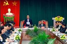 PM urges Tuyen Quang to tap forestry economy