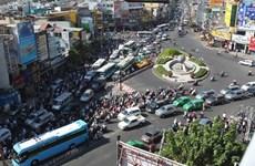 HCM City to develop public transport centre