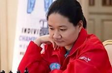 Vietnamese masters dominate chess tournament in Philippines