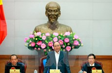 PM repeats request for strong actions to reach 6.7-percent growth rate