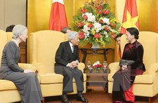 NA Chairwoman wishes for closer friendship with Japan