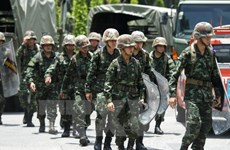 Thailand passes plan modernising defence