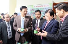 "Quang Ninh leads in ""One Commune One Product"" programme"