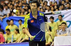 VN badminton players improve world rankings