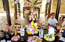Thua Thien – Hue eager for Traditional Craft Festival in April