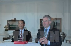 Get-together for European parliamentarians in Belgium