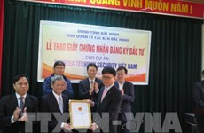 RoK's 100-million-USD project launched in Bac Ninh
