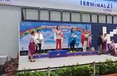 Vietnam wins Junior Asian Fencing Champs medal