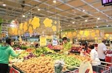 Retail sales, services drop after Tet