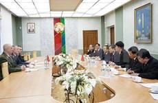 Vietnam, Belarus bolster cooperation in crime fight