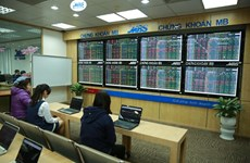 Shares recover on new cash flows