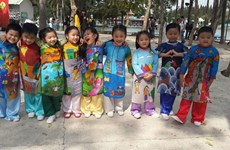 Ao Dai Festival 2017 brings classic glamour to HCM City