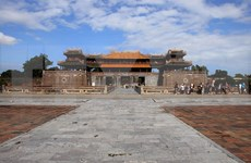 Japan supports heritage conservation efforts in Hue city