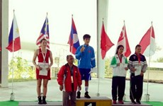Boxers win six medals at regional boxing championship