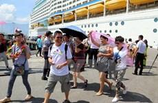 Tourists to Da Nang by sea up 30 percent