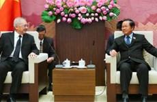 Vietnam, Thailand enjoy growing friendship