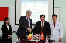 Belgian university backs Vietnam's family medical practice training