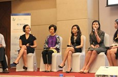 Women's startups supporting initiative launched in HCM City