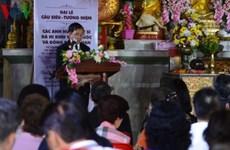 Requiem for Vietnamese fallen soldiers held in Thailand