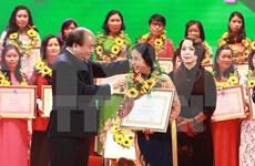 Programme honours Vietnamese women