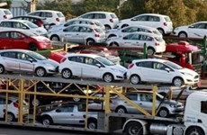 Auto sales slide 13 percent due to low post-holiday demand