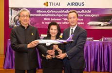 Thailand, Airbus join hands to build aircraft maintenance facility