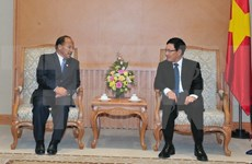 Deputy PM hopes for stronger Vietnam-Nepal cooperation