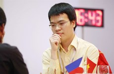 Top Vietnamese chess player to compete in HDBank Cup event