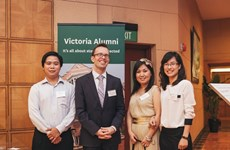 2,000 Vietnamese students study in New Zealand