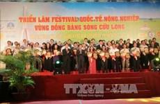 International Mekong Delta agriculture festival opens