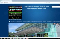 Cyber attacks to airports' websites not affect aviation activities