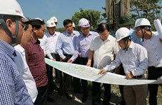 Deputy PM urges acceleration of highway project in Tien Giang