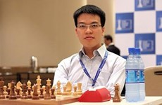 Over 230 chess masters to attend HDBank Cup in HCM City
