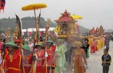 Tay Thien festival commences in Vinh Phuc