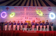 Mekong Delta Francophone Day held in Can Tho