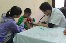 Ninh Binh: Needy children receive free heart checkups