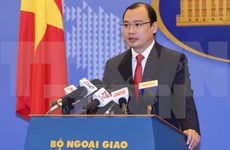 China urged to respect Vietnam's sovereignty, international law