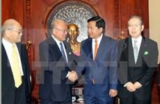 Japanese parliamentarian friendship group values ties with Vietnam