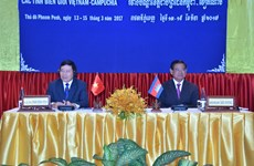 VN, Cambodia border localities urged to do more for border of peace